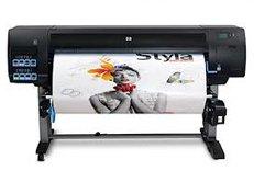 HP DESIGNJET Z6200 Printer